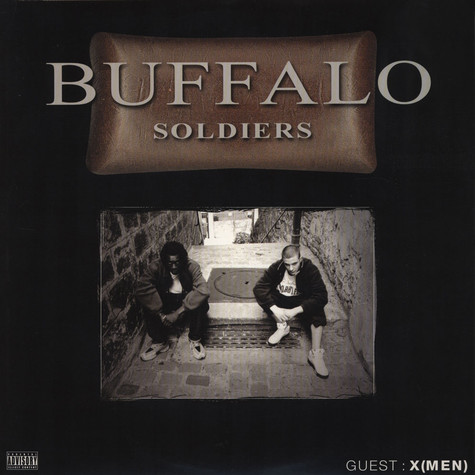 Buffalo Soldiers - Braquage 2000 feat. Les X