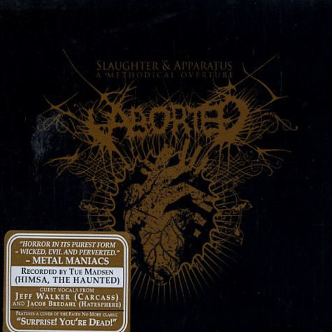 Aborted - Slaughter & apparatus - a methodical overture