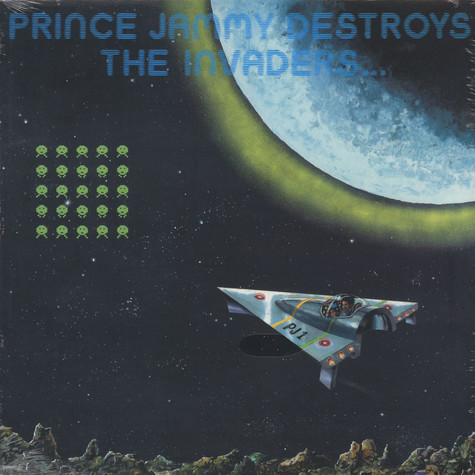 Prince Jammy - Destroys the Invaders
