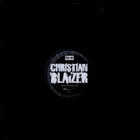 Christian Blaizer - Keep holding on