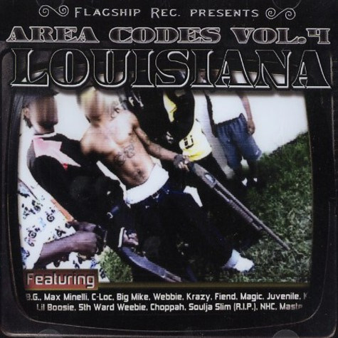 Flagship Records presents - Area codes volume 4 - Louisiana