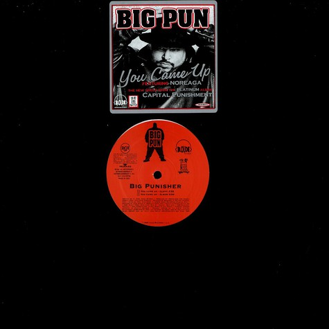 Big Punisher - You came up feat. Noreaga