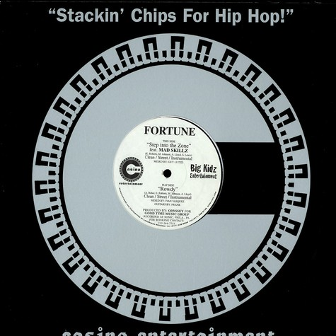 Fortune - Step into the zone feat. Mad Skillz