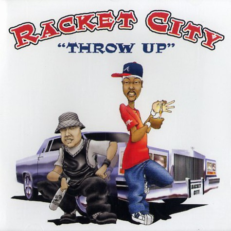 Racket City - Throw up