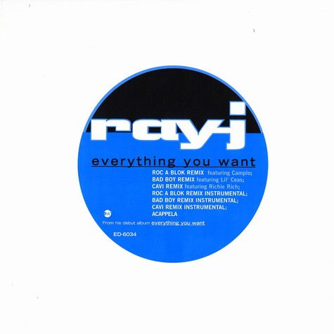 Ray-J - Everything you want remixes