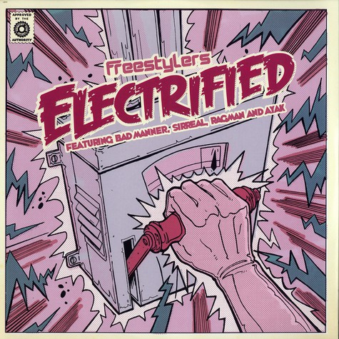 Freestylers - Electrified feat. Bad Manner, Sirreal, Ragman & Ayak