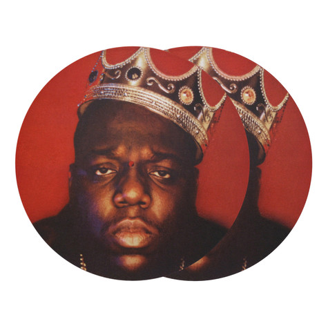 Sicmats - Biggie Smalls Design Slipmat