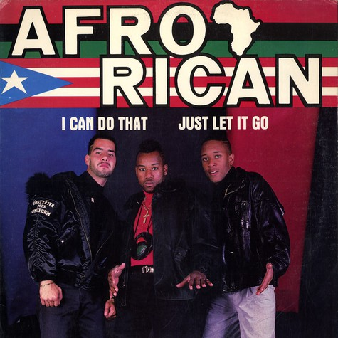 Afro-Rican - I can do that