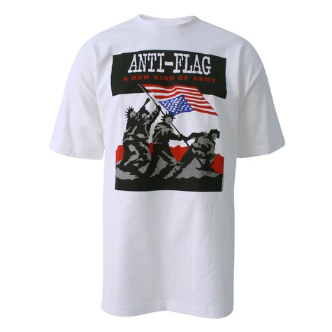 Anti-Flag - A new kind of army T-Shirt