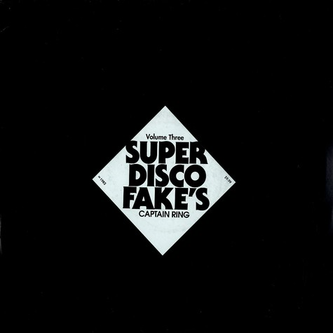 Captain Ring - Super disco fakes volume 3