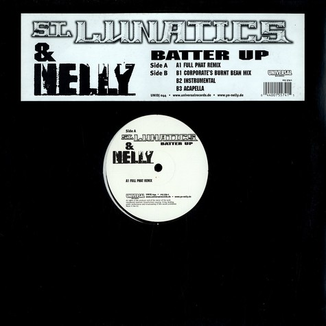 Nelly & St. Lunatiics - Batter up