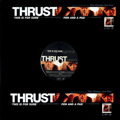 Thrust - This is for sure feat. Divine Earth Essence