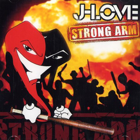 J-Love - Strong arm