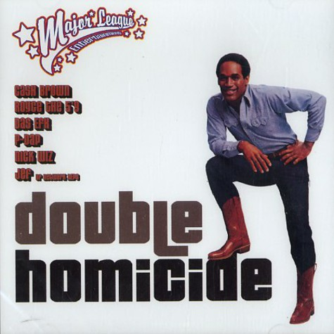 Cash Brown - Double homicide feat. Royce The 5'9