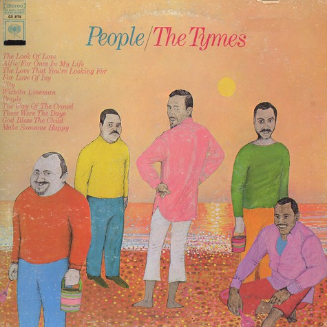 Tymes. The - People