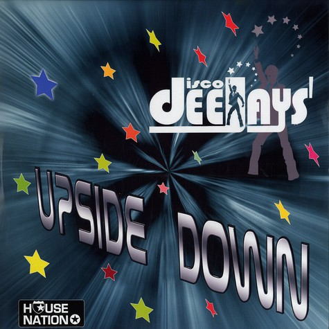 Disco Deejays - Upside down