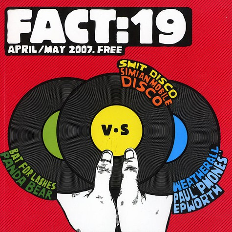 Fact Magazine - Issue 19 - April / May 2007