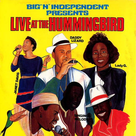 Big N Independent presents - Live at The Hummingbird