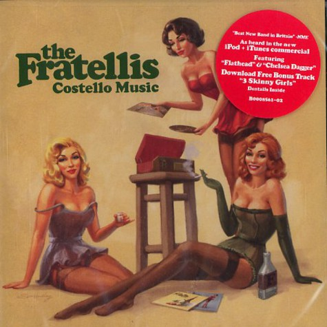 Fratellis, The - Costello music