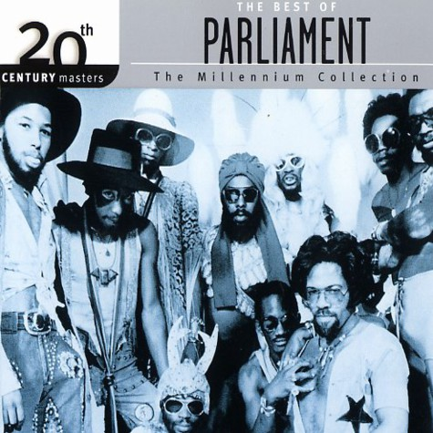 Parliament - The best of - 20th Century masters