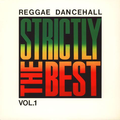 Strictly The Best - Volume 1