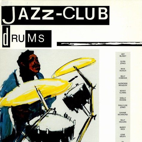 Jazz Club - Drums