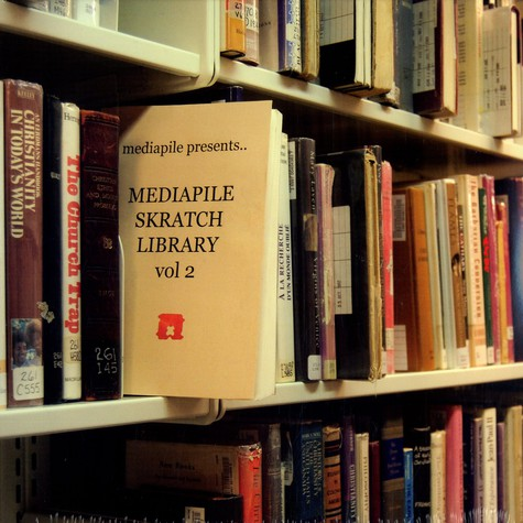 Mediapile presents - Mediapile skratch library volume 2