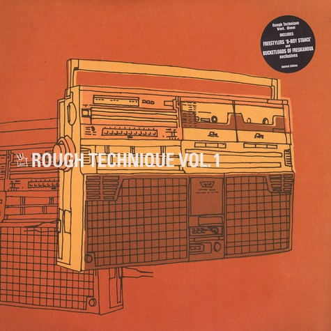 V.A. - Rough technique volume 1