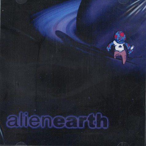 Alien Earth - Alien Earth LP