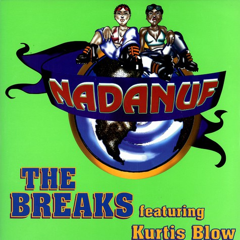 Nadanuf - The Breaks / Many Emcees