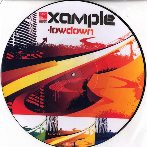 Xample - Lowdown