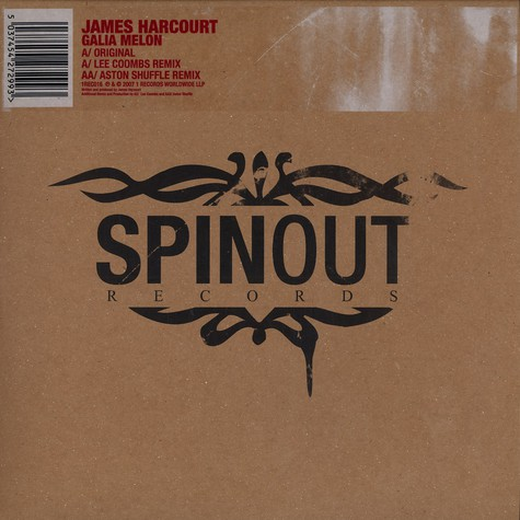 James Harcourt - Galia melon