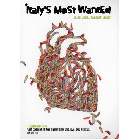 Italy's Most Wanted - Issue 4 - fall 2006