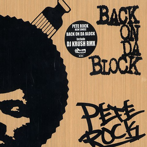 Pete Rock & C.L. Smooth - Back on da block EP