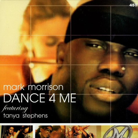 Mark Morrison - Dance 4 me feat. Tany Stephens