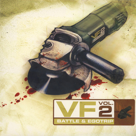 VF Records - 100% Vf Volume 2 - Battle & Egotrip