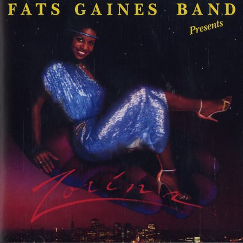 Fats Gaines Band presents Zorina - Born to dance