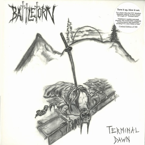 Battletorn - Terminal dawn