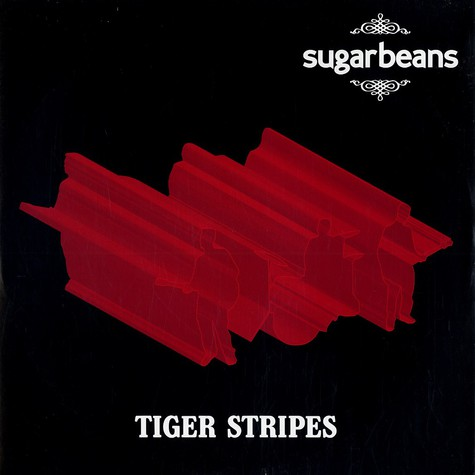 Sugarbeans - Tiger stripes EP