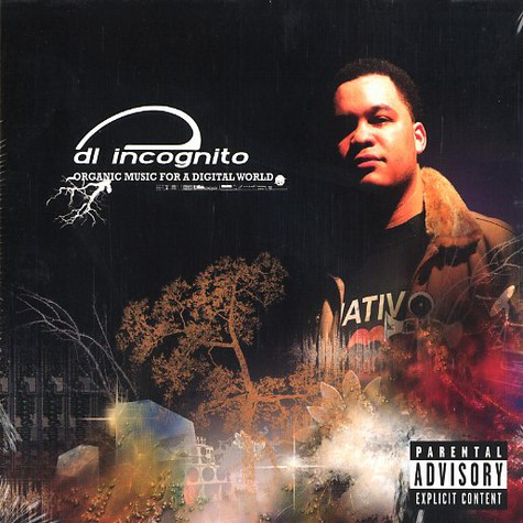 DL Incognito - Organic music for a digital world