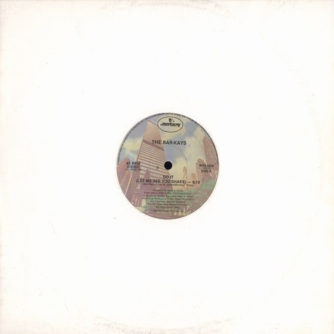 Bar-Kays - Do it (let me see you shake)