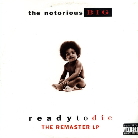Notorious B.I.G. - Ready To Die (The Remaster LP)