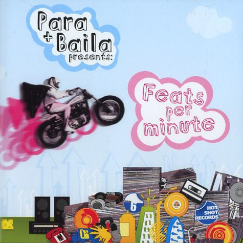 Para & Baila presents - Feats per minute