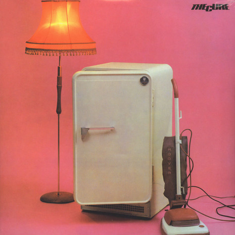 Cure, The - Three Imaginary boys