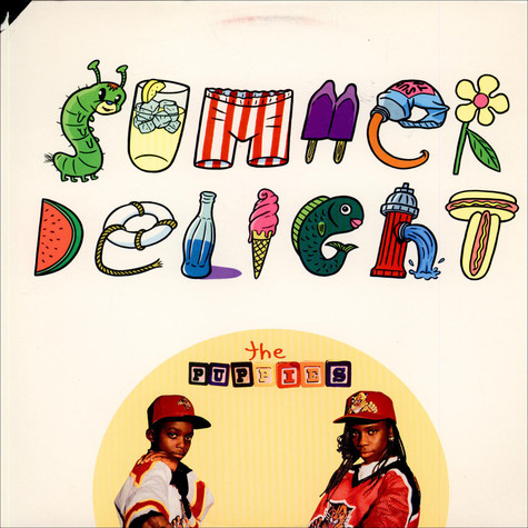 Puppies, The - Summer Delight