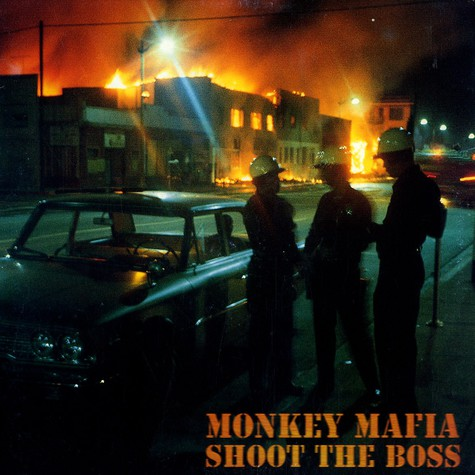 Monkey Mafia - Shoot the boss