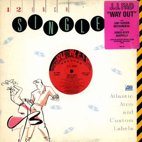 J.J.Fad - Way out