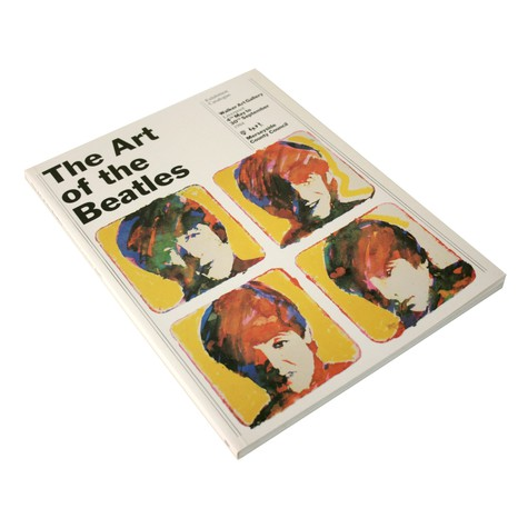 Beatles, The - The art of the Beatles - exhibition catalogue