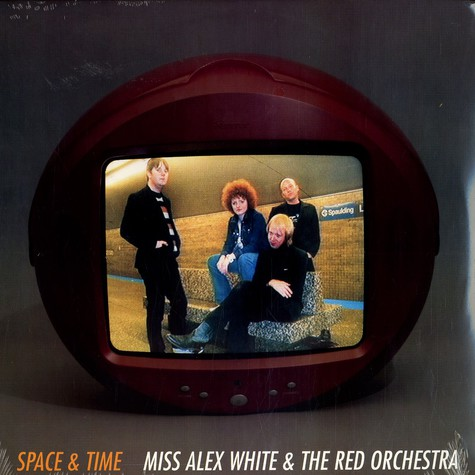 Miss Alex White & The Red Orchestra - Space & time