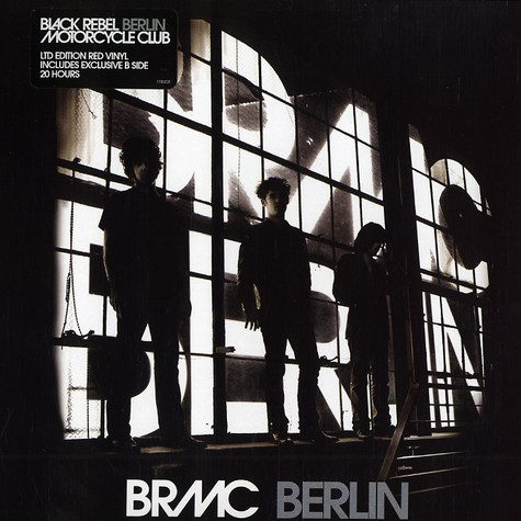 Black Rebel Motorcycle Club - Berlin Tony Hoffer mix